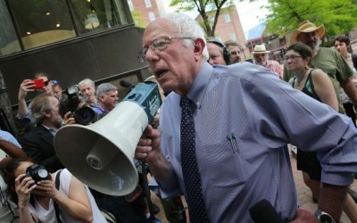 The Force of Nature that is Bernie Sanders